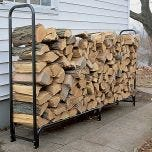 Wood Log Rack (Full Face Cord)