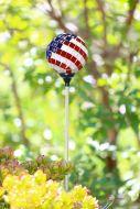 Solar USA Globe Garden Stake