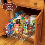 Roll-Out Cabinet Drawers (11 in. x 21 in.)