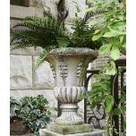 Six-Sided Planter Urn