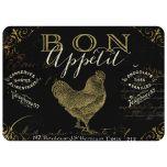 Bon Appetit Hen Premium Comfort Mat