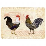 French Rooster Provence Premium Comfort Mat