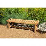 Cambridge Backless Bench