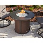 Stonefire Crystal Fire Pit Table