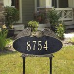 Eagle Oval House Marker (Lawn)
