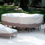 Round Table and Chair Cover (Medium)