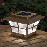 Prestige Solar Lighted Post Cap (Copper)