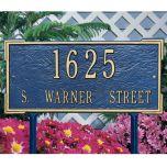 Roanoke House Marker (Lawn)
