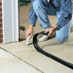 Garage Door Threshold Seal (18 ft.)