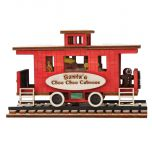 North Pole Express Caboose