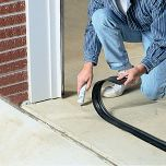 Garage Door Threshold Seal (16 ft.)