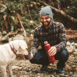 Dog & I Water Bottle