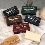 Man Bar Soap Complete Set of 5