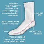 Crew Active Socks