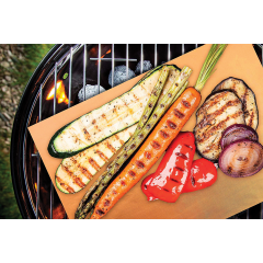 Non-Stick Copper Grill Mats