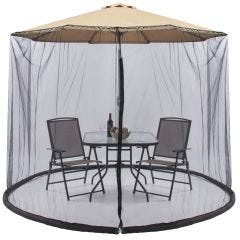 Anti-Bug Umbrella Screen