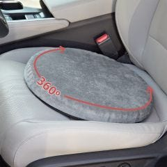 Comfort 360° Swivel Seat Cushion