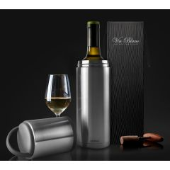 Vacuum Insulated Portable Wine Chiller