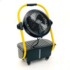 Rechargeable Misting Fan