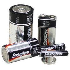 CR2 Batteries (Pack of 4)