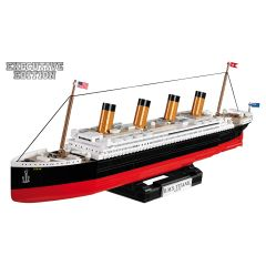 Historical R.M.S. Titanic Brick Construction Kit