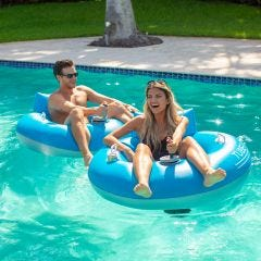 Tube Runner Motorized Pool Tube