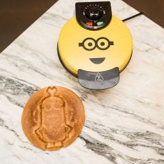 Despicable Me Minion Waffle Maker
