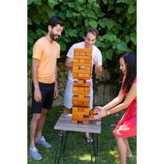 Deluxe Giant Tumbling Timbers Game