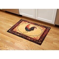 Lifestyle Rooster Premium Plush Mat