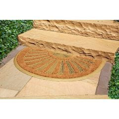 Semi-Burst Non-Slip Outdoor Mat