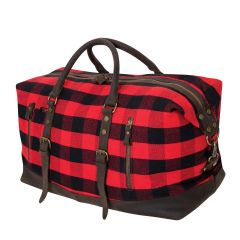 Extended Weekender Travel Duffel Bag