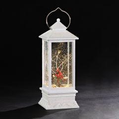 Cardinal LED Lantern