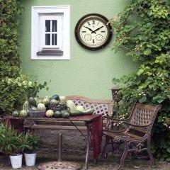 Forecaster Clock