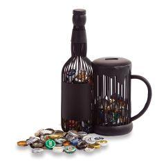 Beer Mug Cap Collector