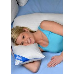 All-Night Comfort Side-Sleeper Pillow