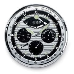 Citizen Gallery Hygrometer-Thermometer Wall Clock