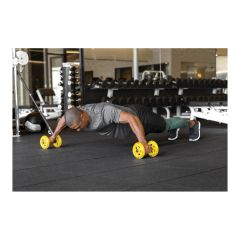 Dynamic Core Wheels Trainer
