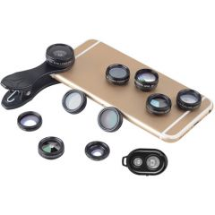 Enhanced Cell Phone Camera Lens Kit