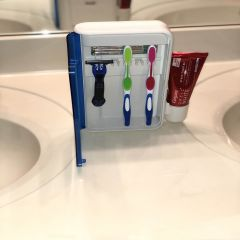 UV Bathroom Sanitizing Station