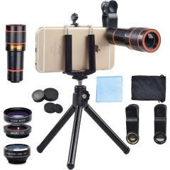 Magnified Cellphone Lens Kit