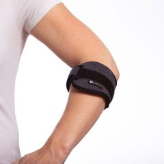 Dual Pad Elbow Support