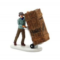 """Fragile Delivery"" A Christmas Story Accessory"