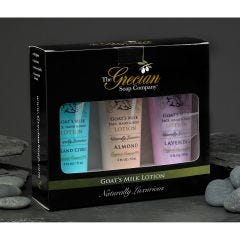 Naturally Luxurious Lotions (Set of 3)