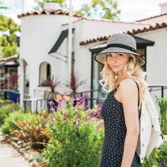 Darby Cloche Sun Hat