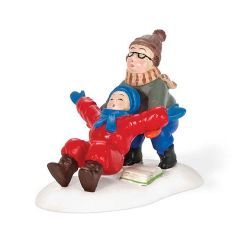 """Ralphie to the Rescue"" A Christmas Story Accessory"