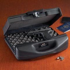 Kevlar-Reinforced Pistol Safe