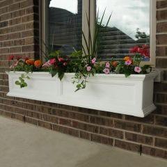 Fairfield Self-Watering 5 foot Window Planter