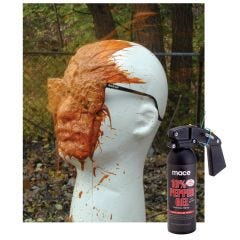 Pepper Spray Gel Blaster