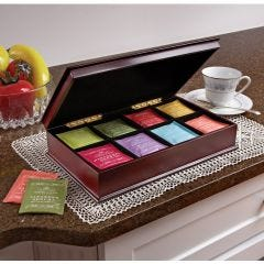 Tea Lovers Gift Chest Set