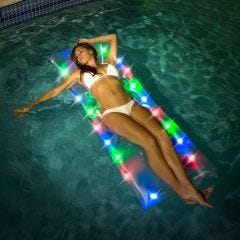 Illuminated Deluxe Pool Float Lounger